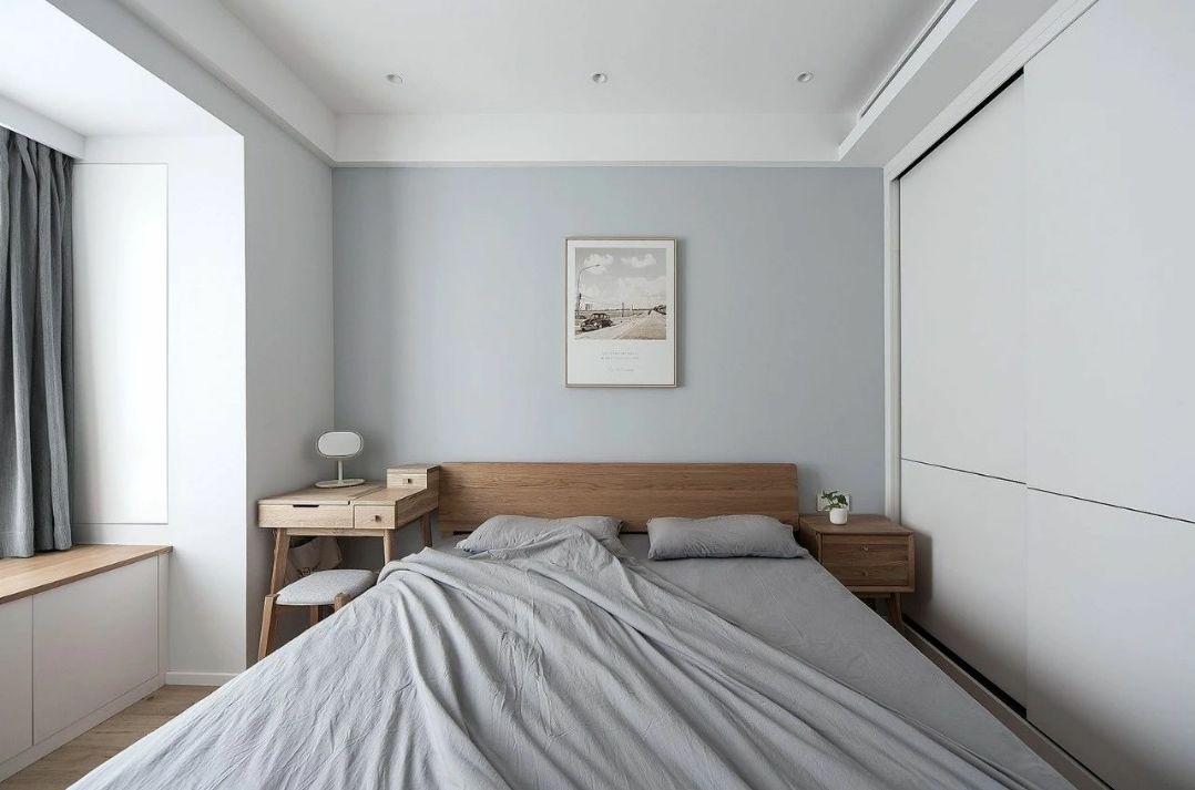88平米的简约风装修 省略了多余的装饰高级又舒适