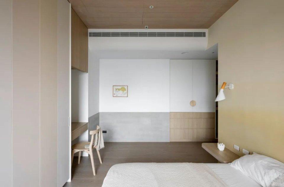 简约装修无电视墙设计 一进门就被深深吸引了!
