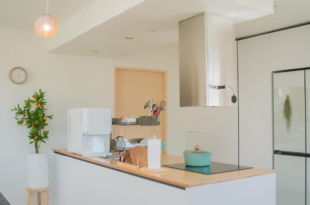 158平米复式设计图 重新装修后和父母一起住!