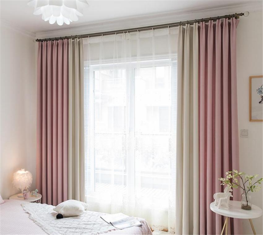 羅馬桿窗簾