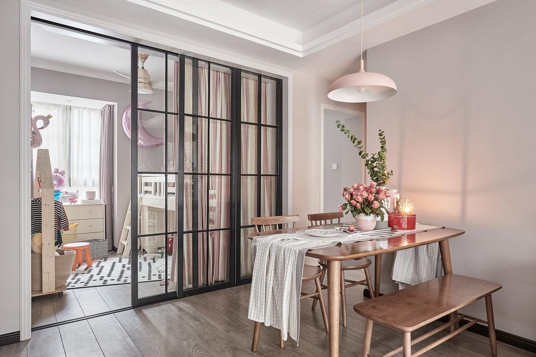 75平米旧房翻新 中小户型的家庭装修必须来看看