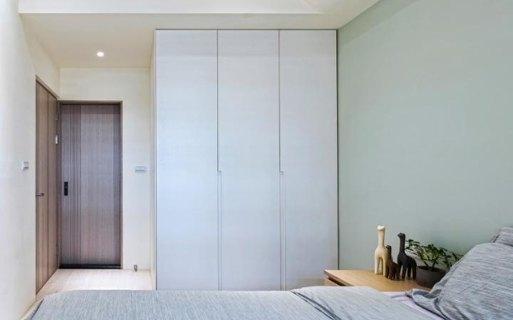 臥室衣柜怎樣設計好看又實用?教你3個方法,適合裝修各種戶型