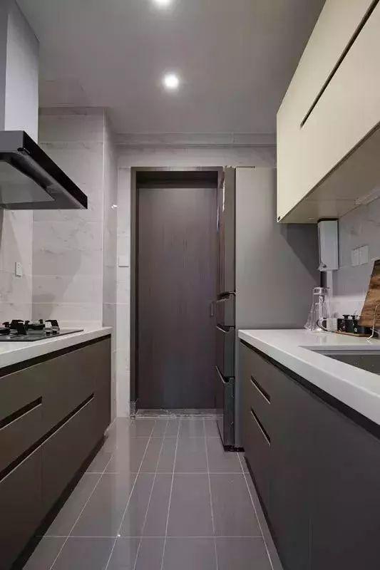 140平米现代简约风装修 清爽高级有质感!