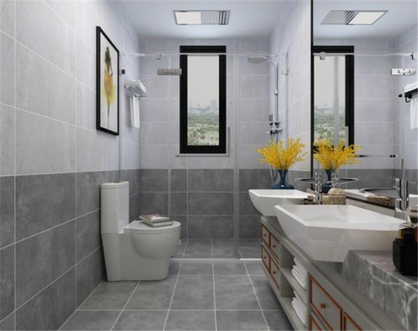 卫生间装修如何省钱实用 这9个决定不能做错