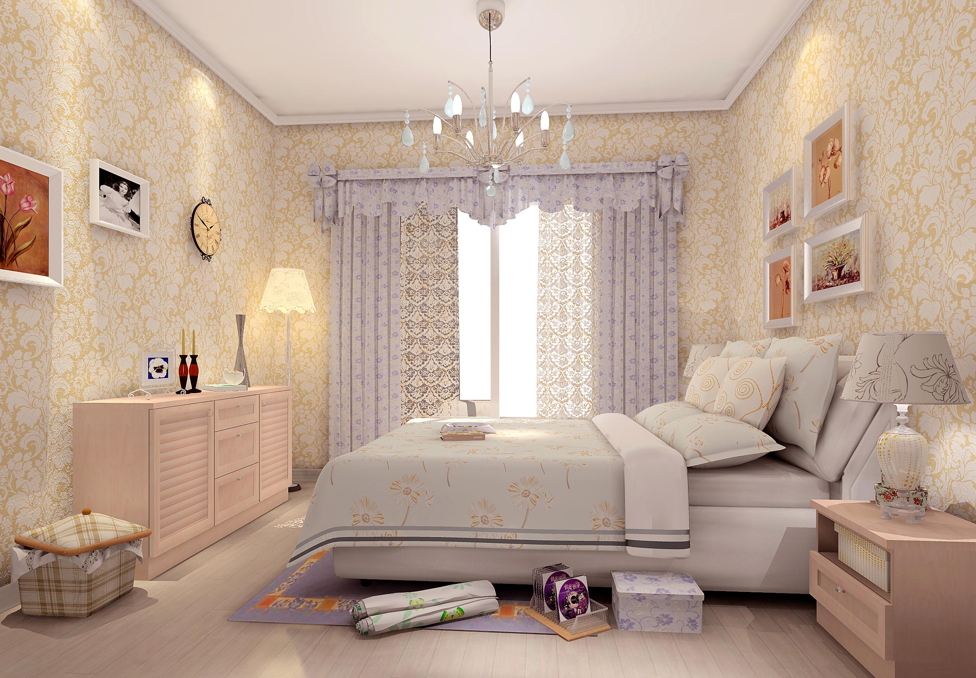 卧室墙壁怎么装修 卧室装修材料选择