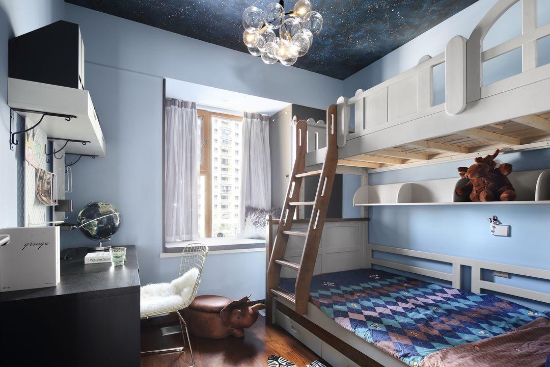 北欧风格装修146平 打造精致和时尚并存的新家