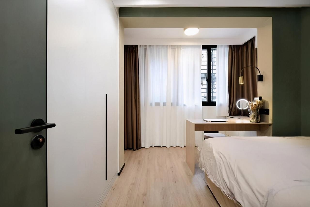 40平單身公寓設計 家里處處精致這樣的生活沒啥不好