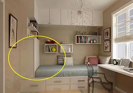 聪明人的卧室都不买大床了 现在流行这样设计
