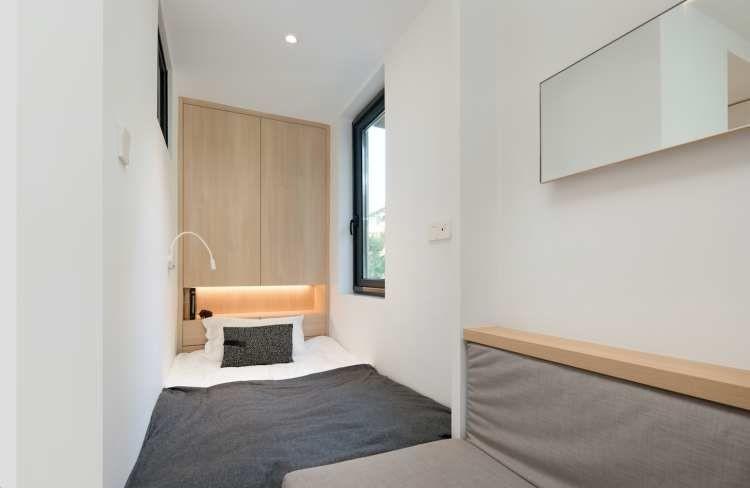 30平老房子翻新改造 没想到还能挤出2个卧室