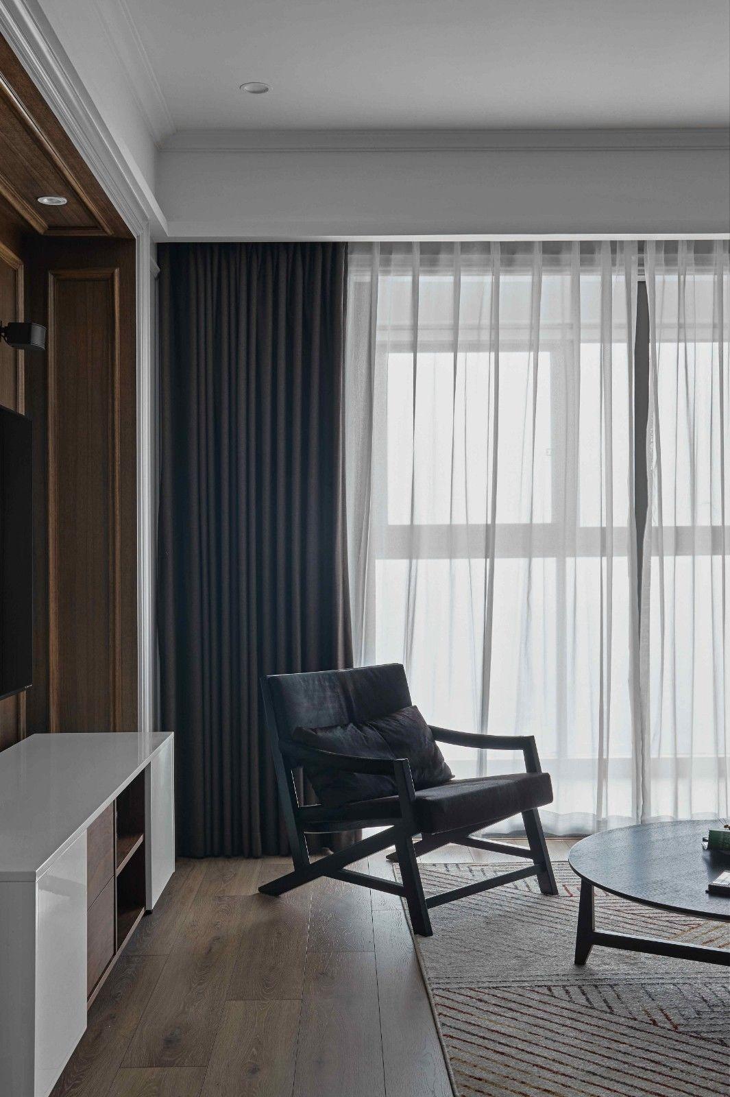100平两居室内设计 化繁为简好适合年轻人
