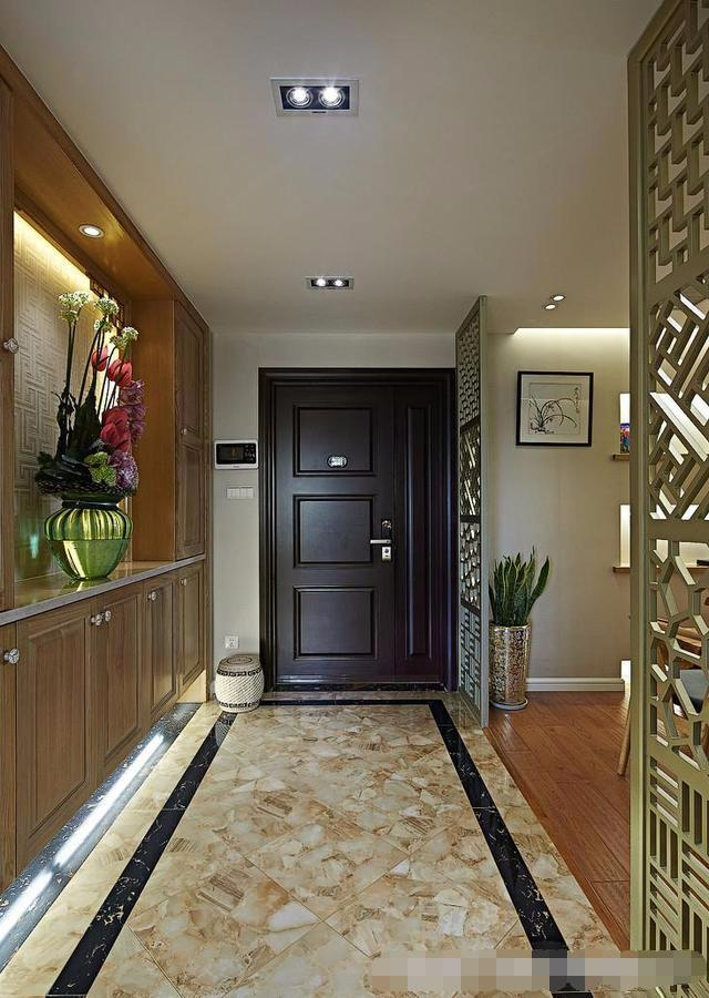 永不過時的新中式裝修 一進門就被驚艷到了!