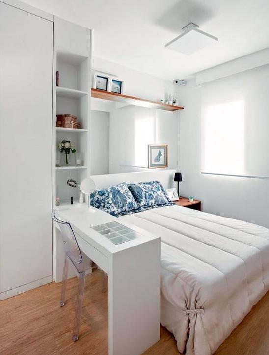卧室加隔断好吗 这些空间加上整体性更强