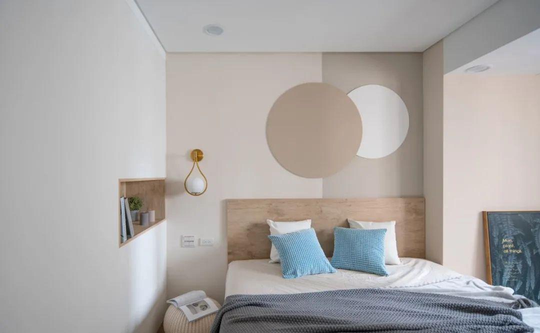 卧室的颜色搭配 附上实际案例教你搭配