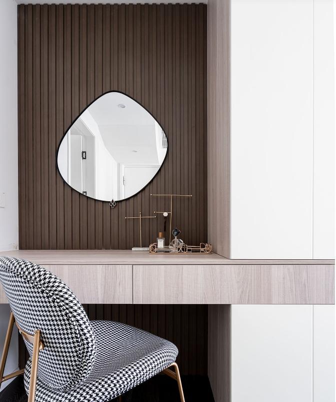 家居装修用木饰面好吗 相比乳胶漆它在这几方面更占优
