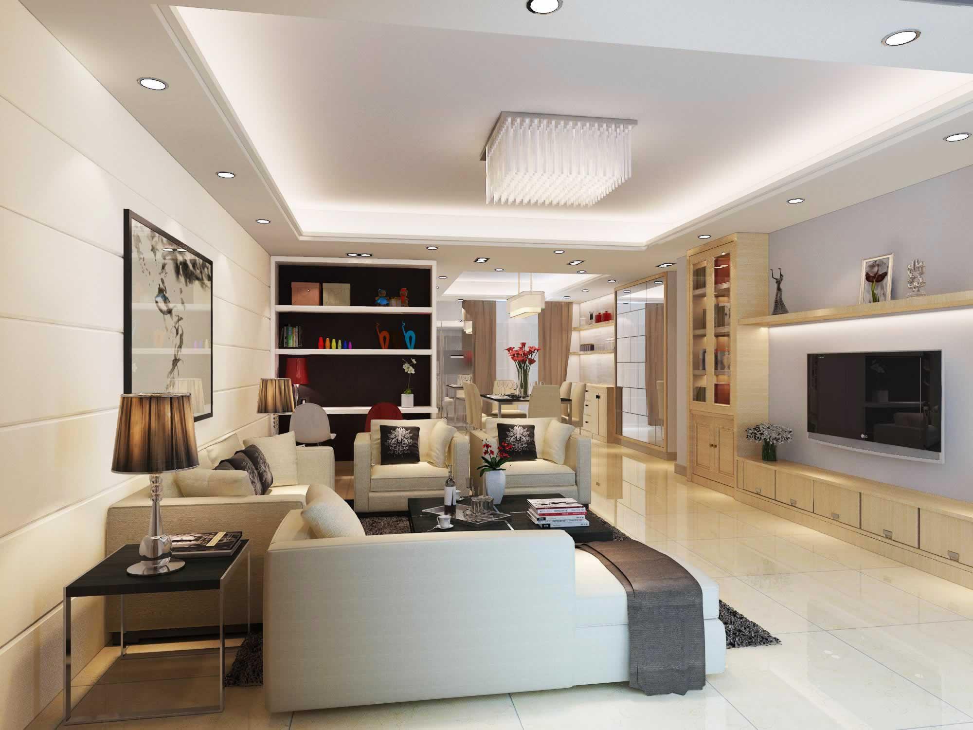 天津汉沽区独栋别墅装修排名第一的设计师!简约风格98㎡独栋别墅设计